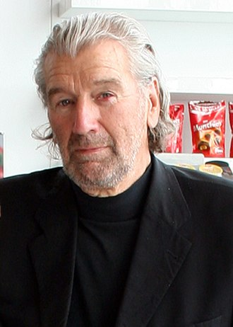 Clive Russell - Russell in 2014