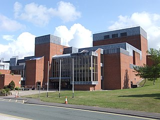 Theatr Clwyd arts centre, theatre and cinema in Mold, Wales