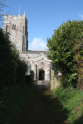 Clyst Hydon, St Andrew's church - geograph.org.uk - 134869.jpg
