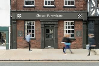 Co-op Funeralcare - The Co-op's Chester funeral home