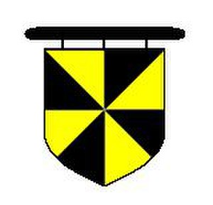Craignish Castle - Coat of arms of Dugall Campbell of Craignish