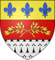 Coat of arms of Henry George Carroll.png