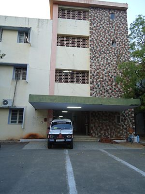 Coimbatore Medical College - Second entrance