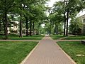 College of Wooster - I was told originally this was a road into campus (8762440839).jpg
