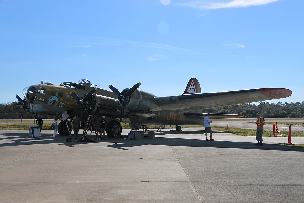 Collings Foundation's B-17G
