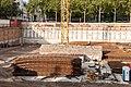 Cologne Germany City-wall-at-Habsburgerring-2-during-excavation-02.jpg