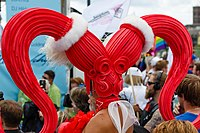 Cologne Germany Cologne-Gay-Pride-2016 Parade-032.jpg