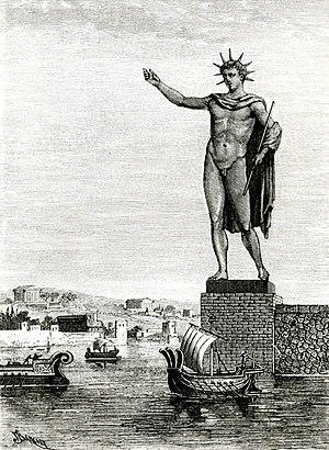 Colosse de Rhodes (Barclay)