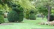 Columbus Topiary Gardens
