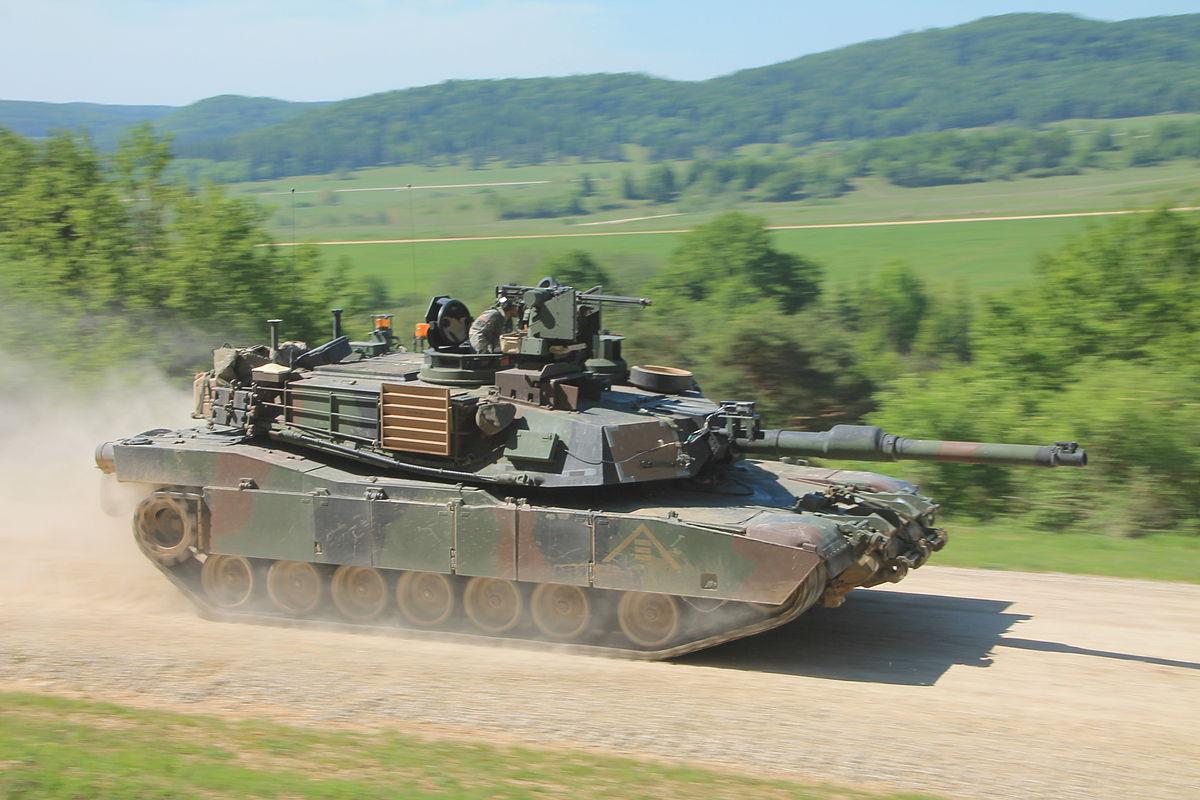 M1 Abrams Wikipedija