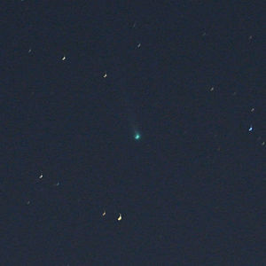 C/2012 F6 (Lemmon) - Image: Comet C2012 F6 (Lemmon) 1 Mar 2013