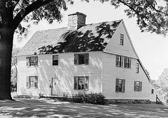 Guilford, Connecticut - The Comfort Starr House