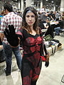 Comikaze Expo 2011 - Illyria from Angel (6324629647).jpg