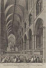 Commemoration of Handel 1784