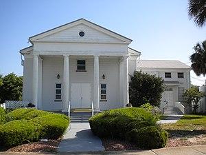 Community Woman's Club - Community Woman's Club building
