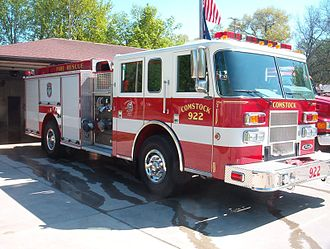 Comstock Township, Michigan - Comstock Fire and Rescue