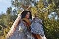 Con la Virgen del Quinche (Ecuador) en Torreciudad 2017 - 024 (37617044125).jpg