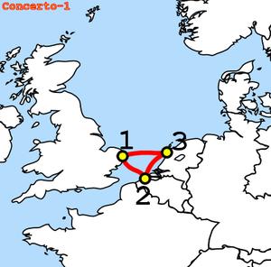 Concerto 1 - Image: Concerto 1 Map