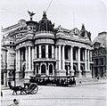 Conde de Agrolongo - O Theatro Municipal, Rio de Janeiro, ca. 1908.jpg