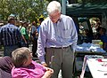 Congressman Miller attends the Rainbow Community Center's 5th Annual Pride on the Plaza (7369940778).jpg