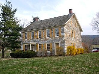 Conrad Weiser - Conrad Weiser Homestead, Womelsdorf, Berks County, PA