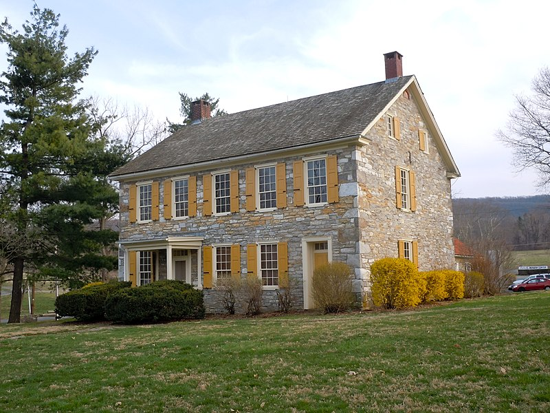 File:Conrad Weiser Homestead.jpg