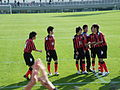 Consadole Sapporo Youth U-15, after the game, 20091227-08.jpg