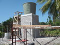 Construction of Teraaka water supply, Kiribati 2011. Photo- AusAID (10690175774).jpg