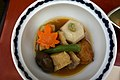 Cooked duck meat and vegetables (11337180774).jpg
