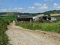Coombe Barn Farm, Maiden Bradley - geograph.org.uk - 909711.jpg