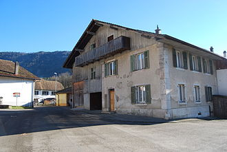 Corcelles, Bern - Houses in Corcelles