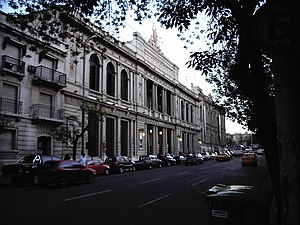 Teatro del Libertador General San Martín - Libertador San Martín Theatre