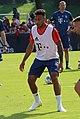 Corentin Tolisso Training 2019-09-01 FC Bayern Muenchen-3.jpg