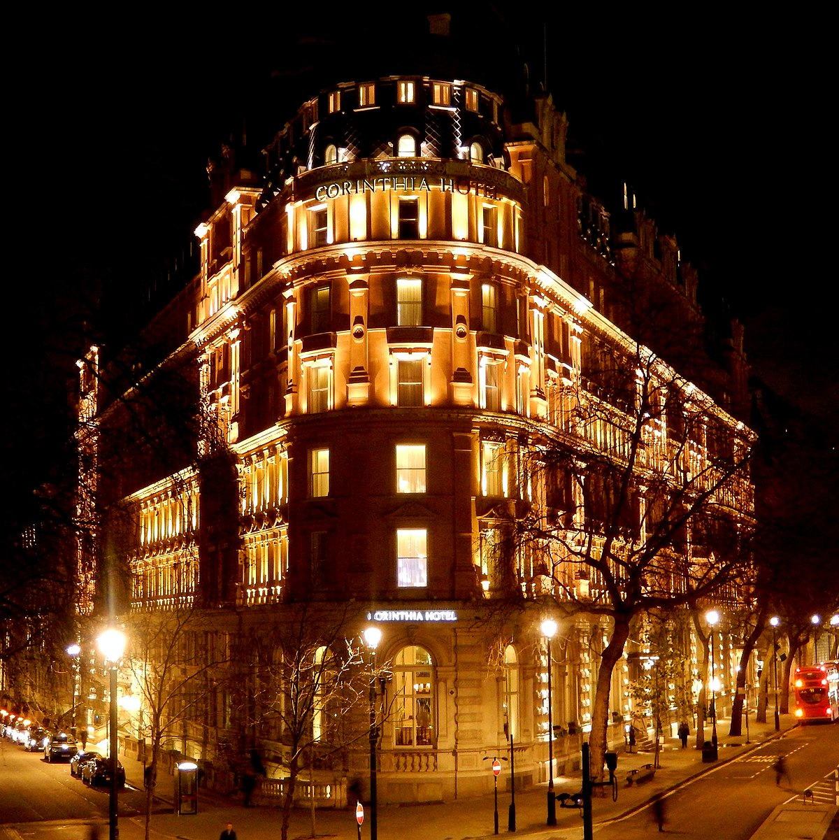 Corinthia Hotel London Spa Deals