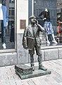 "Cork Saint Patrick Street ""The Echo Boy"" by Barry Moloney 2017 08 25.jpg"