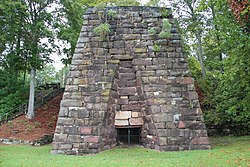 Cornwall Furnace (Cedar Bluff, Alabama).JPG