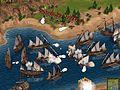 Cossacks EW Naval battle.jpg