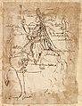 Costume design for Jacopo Giraldi, depicted on horse back MET DP823547.jpg