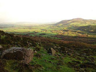 Comeragh Mountains - A County Waterford vista from Coumshingaun
