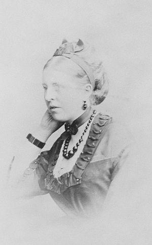 Princess Victor of Hohenlohe-Langenburg - Princess Victor of Hohenlohe-Langenburg,