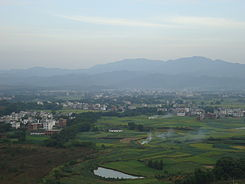 Countryside in Xincheng town,Dayu county, Ganzhou city,Jiangxi province,China.JPG