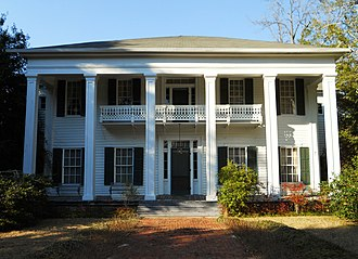 National Register of Historic Places listings in Macon County, Alabama - Image: Creekwood Creek Stand Alabama