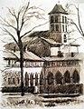Croquis- Saint Jean de Côle - France (8247046311).jpg
