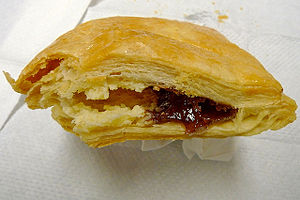 Cuban pastry - Image: Cuban pastry, guava