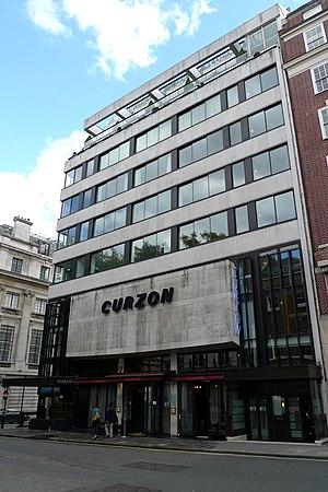 Curzon Mayfair Cinema - Curzon Mayfair, Cinema, 2009