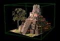 Cyark Tikal Temple II 3D.jpg