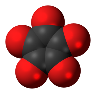 Cyclopentanepentone - Image: Cyclopentanepentone 3D spacefill