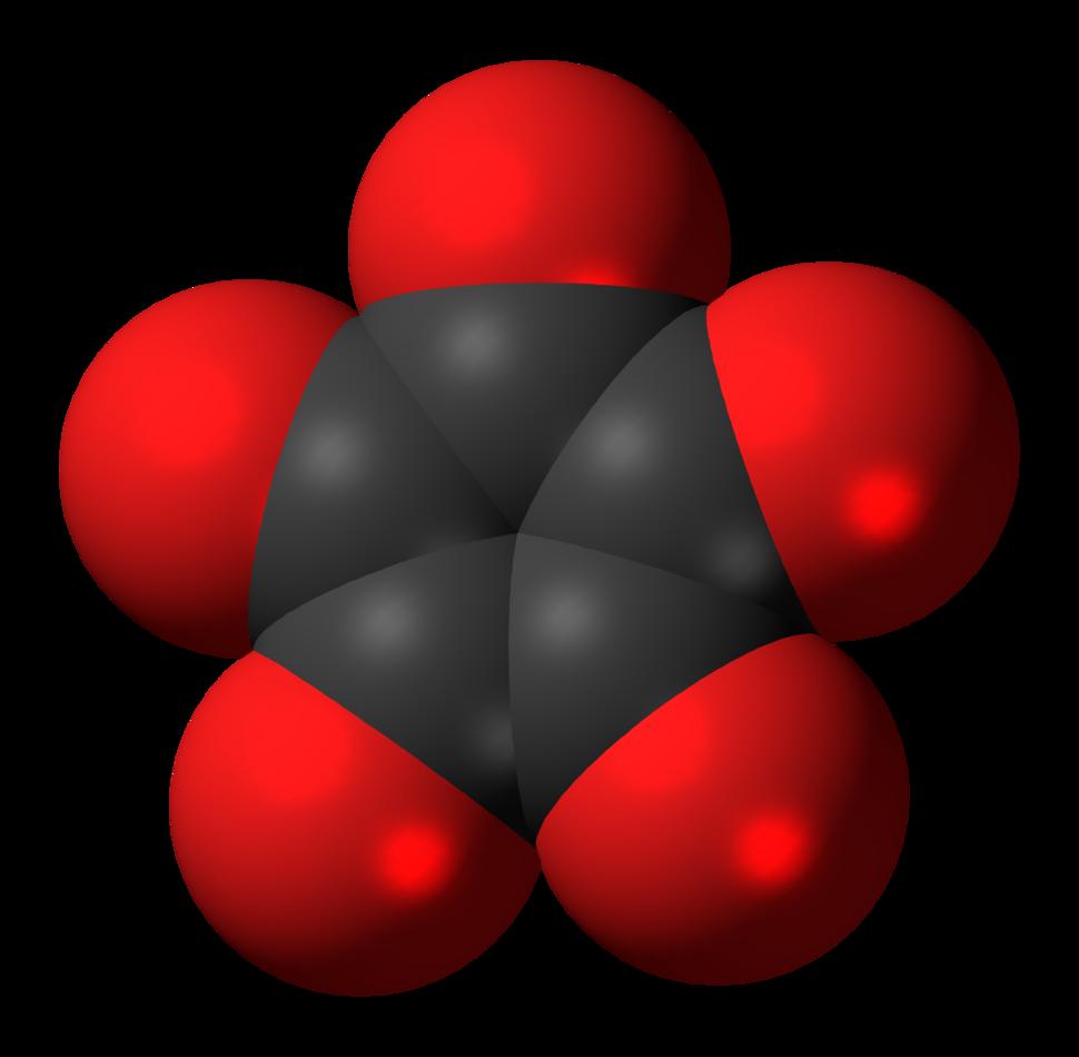 leuconic acid molecule