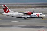 Czech Airlines, OK-KFO, ATR 42-500 (24411913789).jpg