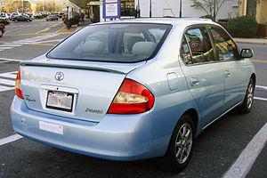 Toyota Prius - Toyota Prius Hybrid (USA)